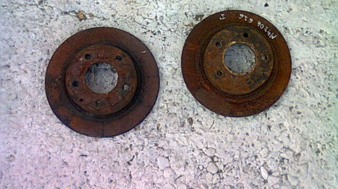 Disc frana spate Mazda 626