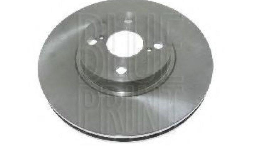 Disc frana TOYOTA COROLLA (CDE12, ZZE12, NDE12, ZDE12) (2001 - 2007) BLUE PRINT ADT343164 piesa NOUA