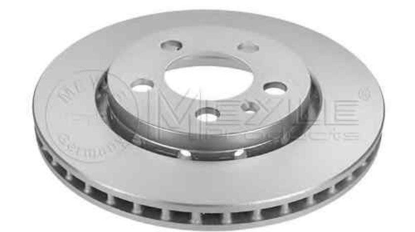 Disc frana VW BORA 1J2 MEYLE 115 523 1076/PD
