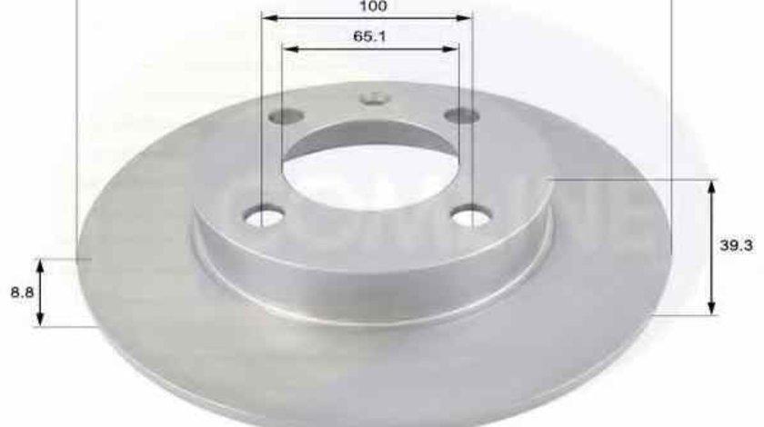 Disc frana VW LUPO 6X1 6E1 COMLINE ADC1439