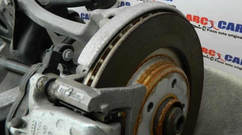 Disc stanga spate Audi Q5 8R 2008-2016 3.0 TDI DSG