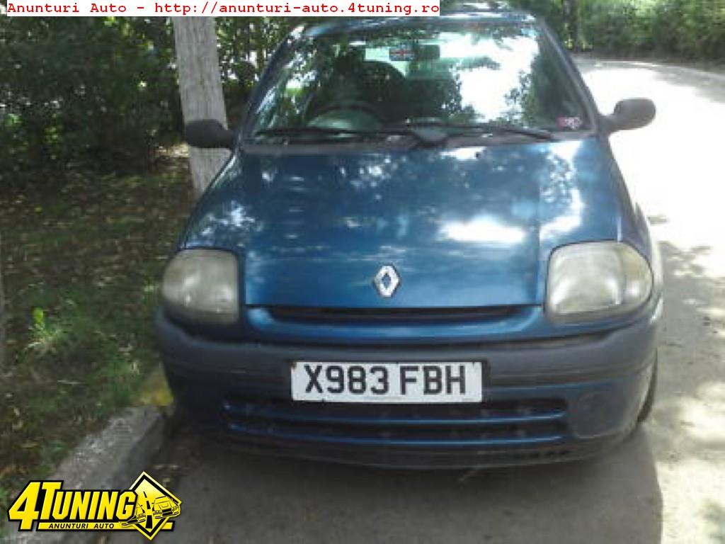 Discuri frana fata si spate de Renault Clio 1 2 benzina 1149 cmc 44 kw 60 cp tip motor D7f 722
