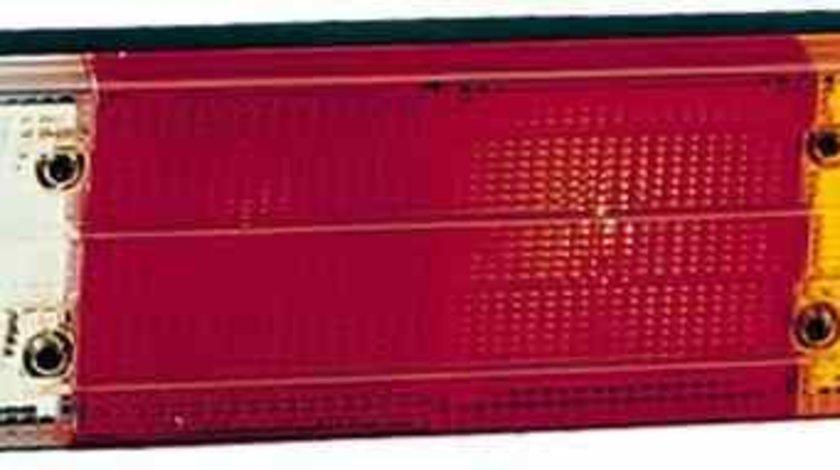 Dispersor lampa spate MERCEDES-BENZ T1 platou / sasiu 601 HELLA 9EL 131 420-001
