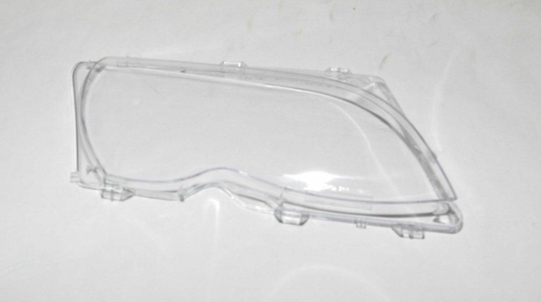 Dispersor sticla far Bmw Seria 3 (E46) Sedan/Combi 06.1998-09.2001 DJ AUTO fata dreapta Kft Auto