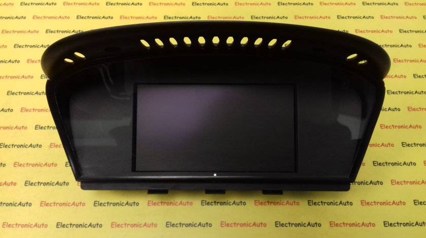Display Bord BMW Seria 5, 65826945661, A2C53082636