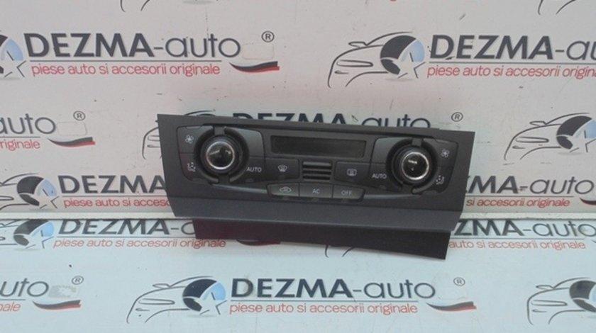 Display climatronic 8T2820043AF, Audi A4 (8K2, B8) (id:257887)
