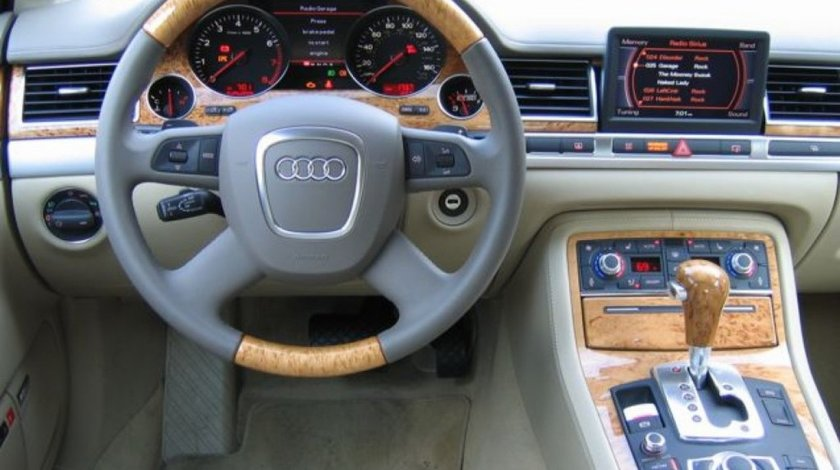 Display color audi a8 D3 MMI 2G 4E0919603E