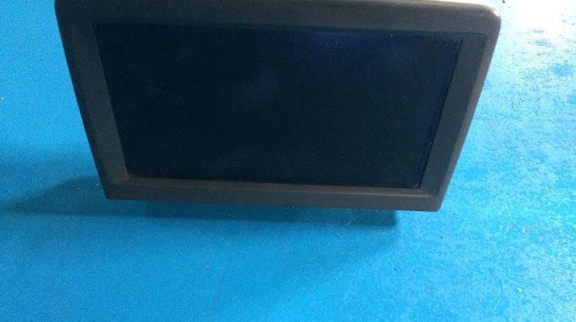 Display / ecran MMI 3G Audi A8 D3 4E cu navigatie, 2003-2010 cod 4E0919603F
