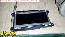 Display mmi AUDI A6 4F 2005 2006 2007 2008