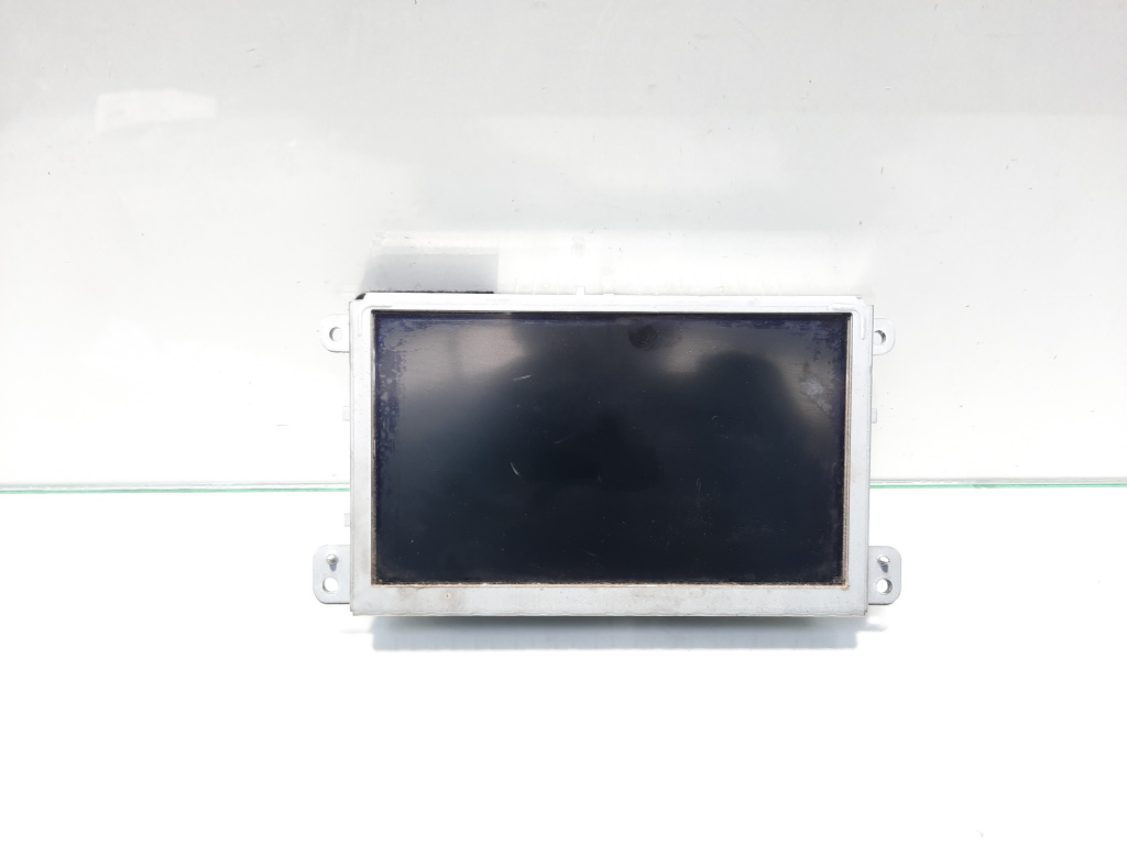 Display navigatie mare, cod 8T0919603C, Audi A4 Allroad (8KH, B8)
