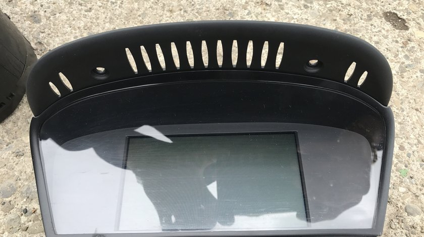 Display navigatie mica BMW Seria 3 E90 E91 E92 2005 2006 2007 2008