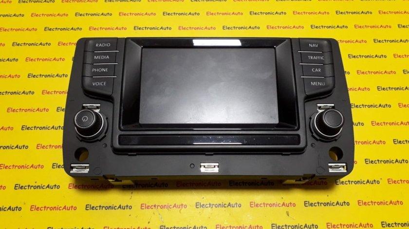 Display navigatie Vw Golf 7 5G0919605D, 5GO919605D