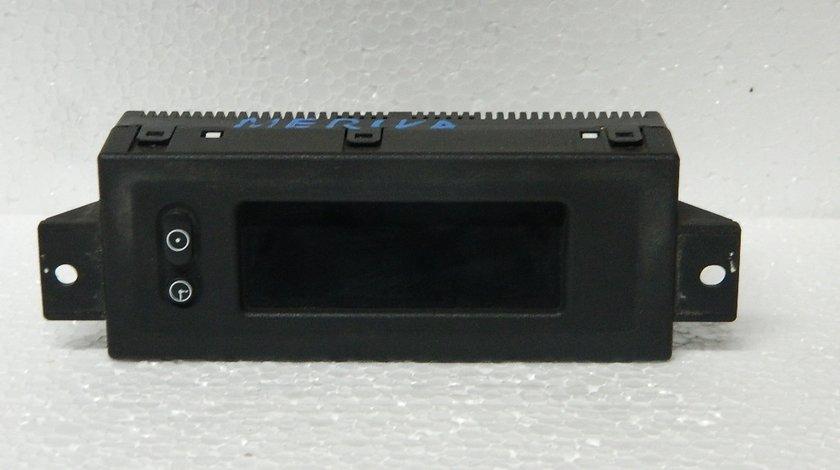 Display Opel Meriva model 2005