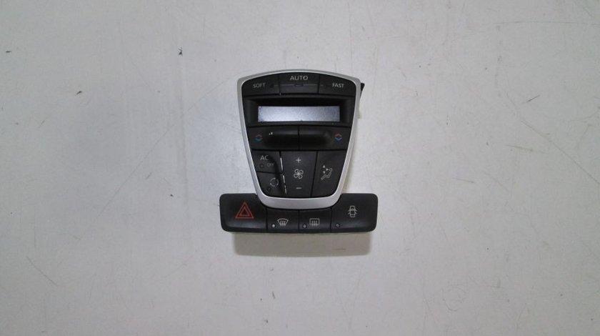 Display / Panou climatronic Renault Laguna 3 an 2007-2010 cod 275100002R