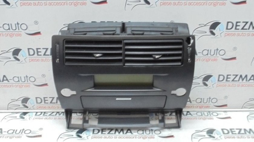 Display radio, 9664222180, Citroen C4 (LC) (id:242524)