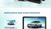 Display tetiera HD 10.1 cu touch screen si mirror ...