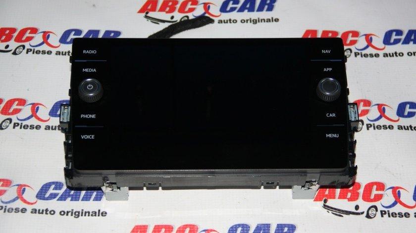 Display Touchscreen VW Tiguan AD1 cod: 5G6919605B model 2017