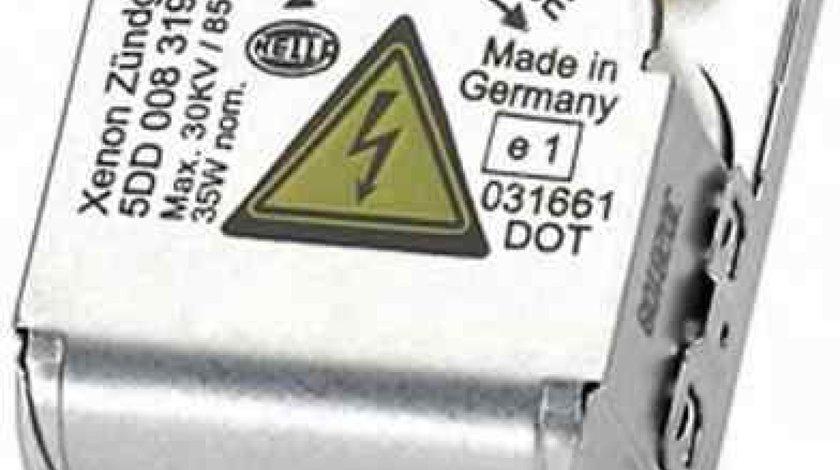 Dispozitiv aprindere Lampa cu descarcare pe gaz BMW X5 E70 HELLA 5DD 008 319-501