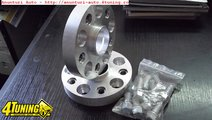 Distantiere Audi/ VW 20mm prindere dubla cu kit de...