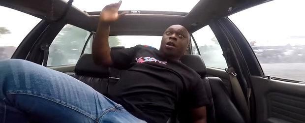 Distractia cu un BMW Ursulet este dusa la un alt nivel in Africa de Sud