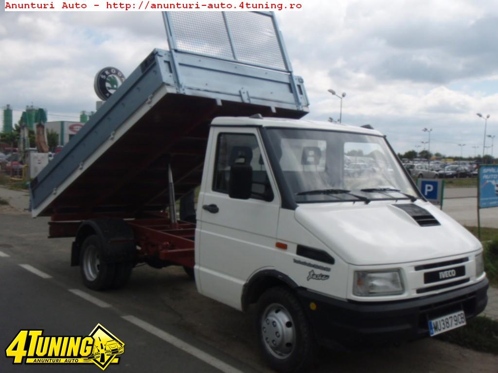 Diverse Vehicule Utilitare Iveco Daily 35 10 Basculabil Pe 3 Parti