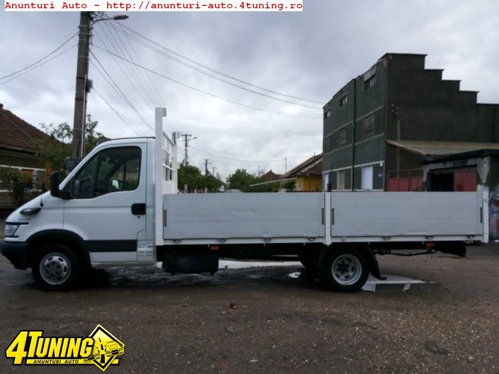 Diverse Vehicule Utilitare Iveco Daily 35c17 Hpt 3 5t Camioneta Pritsche Cu Lada Bena