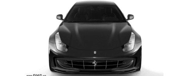 DMC transforma noul Ferrari FF intr-un monstru de 888 cai putere!