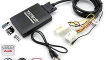 DMC Yatour - adaptor mp3 auto USB | SD | [ AUDI, V...