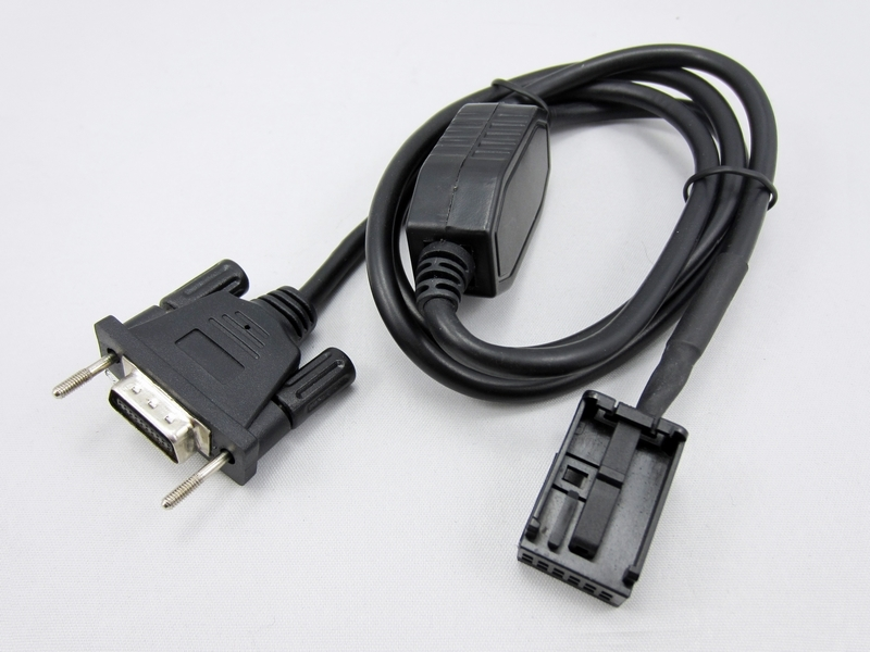 DMC Yatour - adaptor mp3 auto USB | SD | aux-in Peugeot | Citroen - conector 12pini QUADLOCK