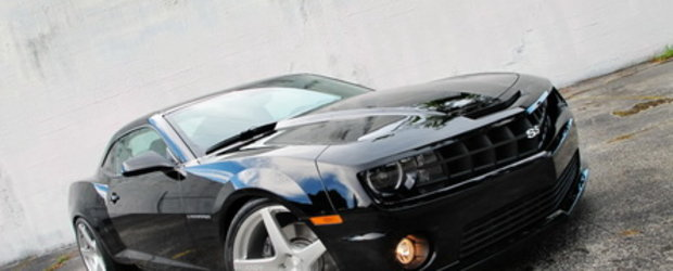 Do it yourself: Cum faci un Chevy Camaro sa impresioneze!