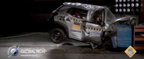 Doamne fereste sa fii implicat intr-un accident. Masini noi mai nesigure ca astea NU exista!