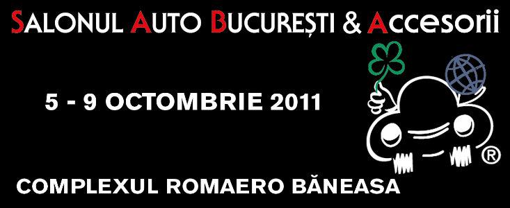 Doar o zi pana la deschiderea Salonului Auto Bucuresti si Accesorii 2011!