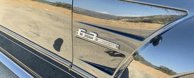 Doar patru ore mai ai la dispozitie pentru a cumpara acest Mercedes din 2008. Grabeste-te, sunt numai 500 in toata lumea!