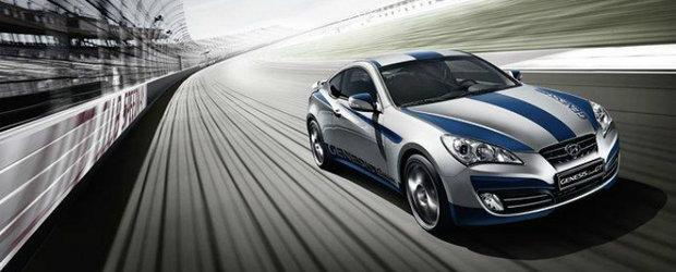 Doar pentru Germania: Hyundai dezvaluie noul Genesis Coupe GT