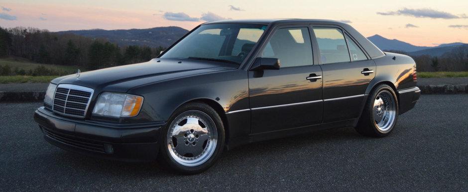 Doar sase zile mai ai la dispozitie pentru a cumpara acest Mercedes construit de Porsche si modificat de Renntech