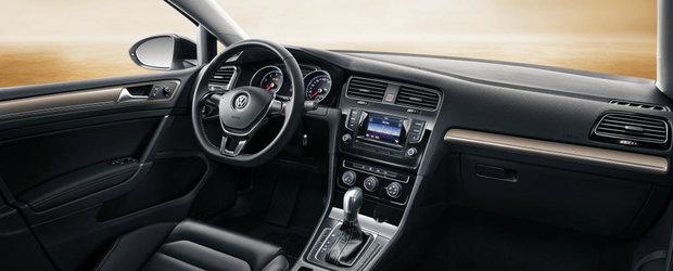 Doar trei zile au mai ramas pana la debutul noului Golf Facelift. Cu ce surprize vine compacta Volkswagen