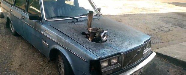 Doar un amarat de Volvo diesel din 1982 de vanzare