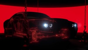 Dodge Challenger Demon - Teaser nr. 2