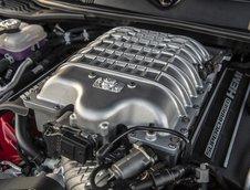Dodge Challenger SRT Demon cu caroserie realizata integral din fibra de carbon