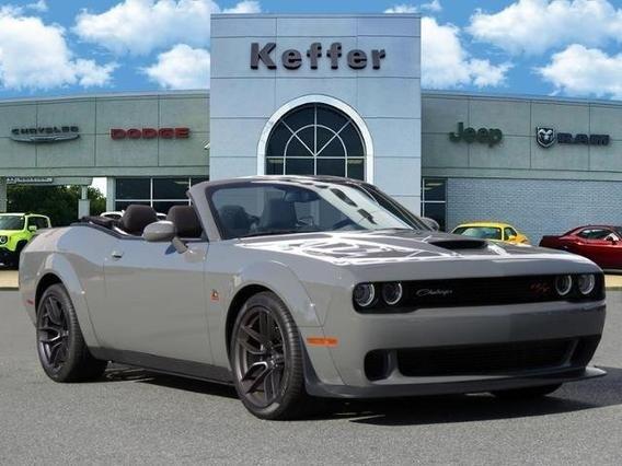 Dodge Challenger Widebody Convertible
