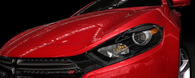 Dodge Dart - Primele imagini oficiale