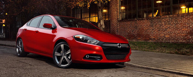 Dodge Dart SRT-4, disponibil in curand