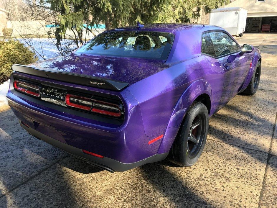 Dodge Demon de vanzare
