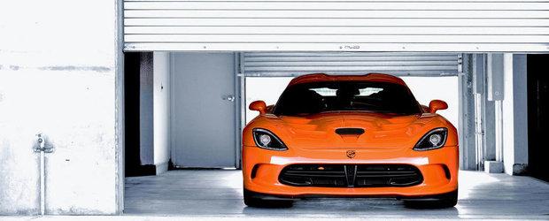 Dodge publica noi detalii cu privire la editia SRT Viper Time Attack