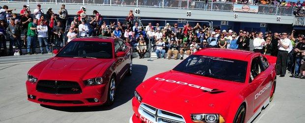 Dodge se retrage din NASCAR