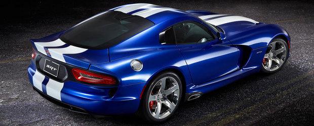 Dodge Viper GTS Launch Edition - Omagiu pentru trecut, marturie pentru viitor