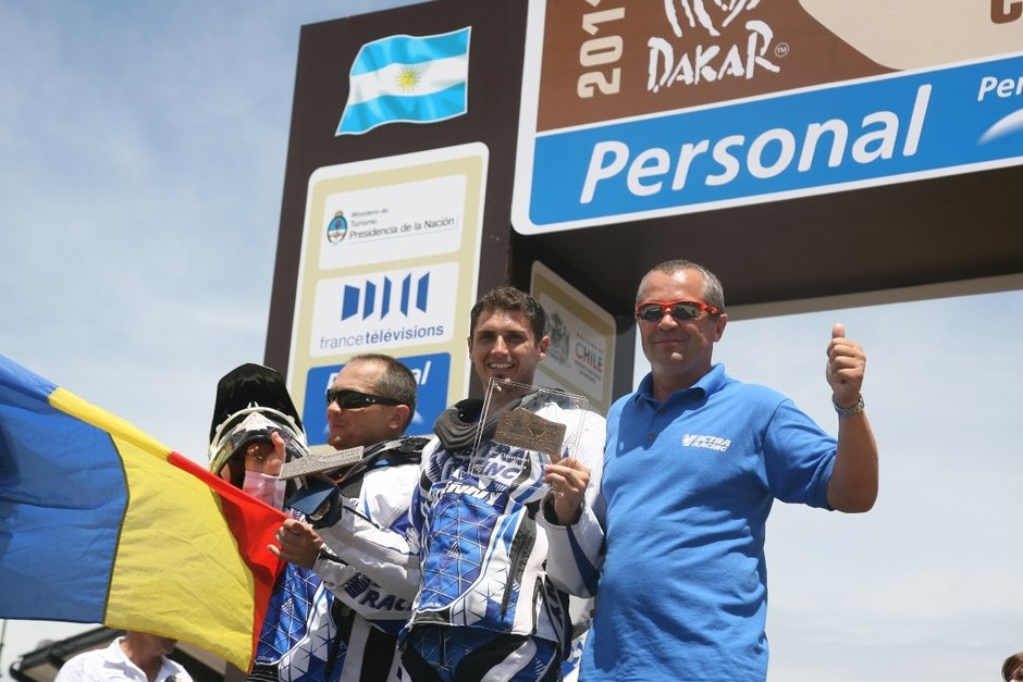 Doi castigatori ai raliului Dakar sunt in weekend la Cheile Gradistei