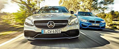 Doi giganti isi unesc fortele. Posibil parteneriat intre BMW si Mercedes pentru dezvoltarea viitoarelor modele