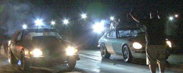 Doi spectatori morti la o cursa ilegala, soferul arestat, cautiune record