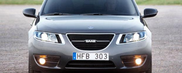 Doliu in lumea auto: GM ucide brandul SAAB, incepand cu 2010